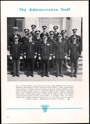 Page 16, 1962 Edition, Valley Forge Military Academy - Crossed Sabres Yearbook (Wayne, PA) online yearbook collection