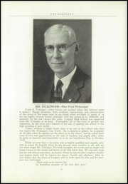 Page 13, 1936 Edition, Langley High School - Aeronaut Yearbook (Pittsburgh, PA) online yearbook collection