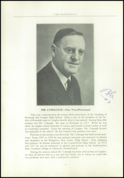 Page 8, 1936 Edition, Langley High School - Aeronaut Yearbook (Pittsburgh, PA) online yearbook collection