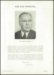 Page 13, 1948 Edition, Langley High School - Aeronaut Yearbook (Pittsburgh, PA) online yearbook collection