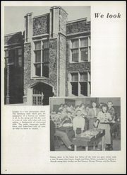 Page 12, 1952 Edition, Langley High School - Aeronaut Yearbook (Pittsburgh, PA) online yearbook collection