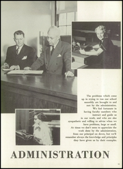 Page 15, 1952 Edition, Langley High School - Aeronaut Yearbook (Pittsburgh, PA) online yearbook collection
