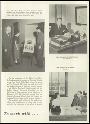 Page 17, 1952 Edition, Langley High School - Aeronaut Yearbook (Pittsburgh, PA) online yearbook collection