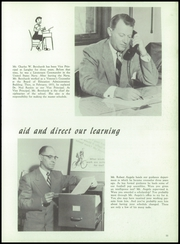 Page 15, 1954 Edition, Langley High School - Aeronaut Yearbook (Pittsburgh, PA) online yearbook collection