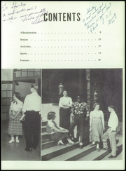 Page 9, 1954 Edition, Langley High School - Aeronaut Yearbook (Pittsburgh, PA) online yearbook collection