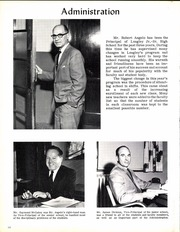 Page 14, 1966 Edition, Langley High School - Aeronaut Yearbook (Pittsburgh, PA) online yearbook collection