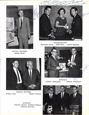Page 15, 1966 Edition, Langley High School - Aeronaut Yearbook (Pittsburgh, PA) online yearbook collection