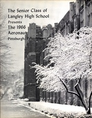 Page 6, 1966 Edition, Langley High School - Aeronaut Yearbook (Pittsburgh, PA) online yearbook collection