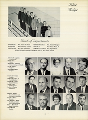 Page 8, 1968 Edition, Blue Ridge High School - Torch Yearbook (New Milford, PA) online yearbook collection