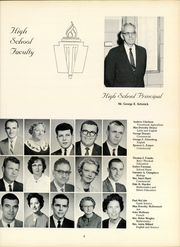 Page 9, 1968 Edition, Blue Ridge High School - Torch Yearbook (New Milford, PA) online yearbook collection