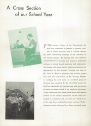 Page 8, 1940 Edition, Conemaugh Township Area High School - Connumach Yearbook (Davidsville, PA) online yearbook collection