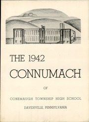 Page 7, 1942 Edition, Conemaugh Township Area High School - Connumach Yearbook (Davidsville, PA) online yearbook collection