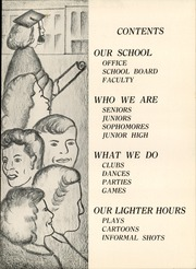 Page 9, 1942 Edition, Conemaugh Township Area High School - Connumach Yearbook (Davidsville, PA) online yearbook collection