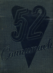 Page 1, 1952 Edition, Conemaugh Township Area High School - Connumach Yearbook (Davidsville, PA) online yearbook collection