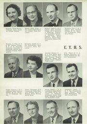 Page 14, 1952 Edition, Conemaugh Township Area High School - Connumach Yearbook (Davidsville, PA) online yearbook collection