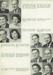 Page 16, 1952 Edition, Conemaugh Township Area High School - Connumach Yearbook (Davidsville, PA) online yearbook collection