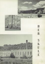 Page 9, 1952 Edition, Conemaugh Township Area High School - Connumach Yearbook (Davidsville, PA) online yearbook collection
