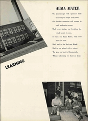Page 11, 1955 Edition, Conemaugh Township Area High School - Connumach Yearbook (Davidsville, PA) online yearbook collection