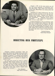 Page 14, 1955 Edition, Conemaugh Township Area High School - Connumach Yearbook (Davidsville, PA) online yearbook collection