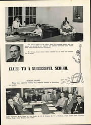 Page 15, 1955 Edition, Conemaugh Township Area High School - Connumach Yearbook (Davidsville, PA) online yearbook collection