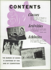 Page 10, 1959 Edition, Conemaugh Township Area High School - Connumach Yearbook (Davidsville, PA) online yearbook collection