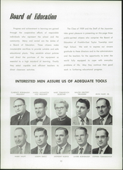Page 14, 1959 Edition, Conemaugh Township Area High School - Connumach Yearbook (Davidsville, PA) online yearbook collection