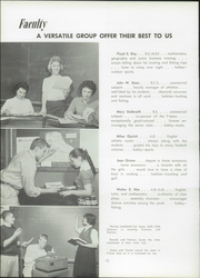 Page 16, 1959 Edition, Conemaugh Township Area High School - Connumach Yearbook (Davidsville, PA) online yearbook collection
