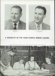 Page 8, 1959 Edition, Conemaugh Township Area High School - Connumach Yearbook (Davidsville, PA) online yearbook collection