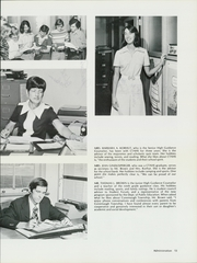 Page 17, 1975 Edition, Conemaugh Township Area High School - Connumach Yearbook (Davidsville, PA) online yearbook collection