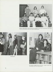 Page 100, 1976 Edition, Conemaugh Township Area High School - Connumach Yearbook (Davidsville, PA) online yearbook collection