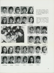 Page 69, 1976 Edition, Conemaugh Township Area High School - Connumach Yearbook (Davidsville, PA) online yearbook collection