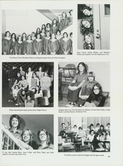 Page 91, 1976 Edition, Conemaugh Township Area High School - Connumach Yearbook (Davidsville, PA) online yearbook collection