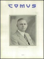 Page 10, 1932 Edition, Allen High School - People Yearbook (Allentown, PA) online yearbook collection