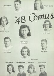 Page 16, 1948 Edition, Allen High School - People Yearbook (Allentown, PA) online yearbook collection
