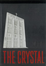 1956 Edition, St John Neumann High School - Crystal Yearbook (Philadelphia, PA)