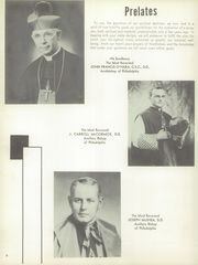 Page 10, 1957 Edition, St John Neumann High School - Crystal Yearbook (Philadelphia, PA) online yearbook collection