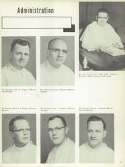 Page 11, 1957 Edition, St John Neumann High School - Crystal Yearbook (Philadelphia, PA) online yearbook collection