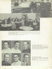 Page 13, 1957 Edition, St John Neumann High School - Crystal Yearbook (Philadelphia, PA) online yearbook collection