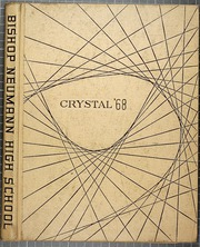 1968 Edition, St John Neumann High School - Crystal Yearbook (Philadelphia, PA)