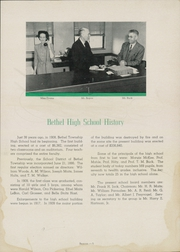 Page 9, 1946 Edition, Bethel Park High School - Beacon Yearbook (Bethel Park, PA) online yearbook collection