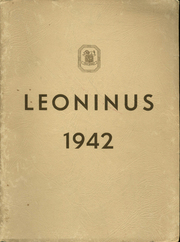 New Holland High School - Leoninus Yearbook (New Holland, PA) online yearbook collection, 1942 Edition, Page 1