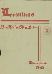 New Holland High School - Leoninus Yearbook (New Holland, PA) online yearbook collection, 1945 Edition, Page 1