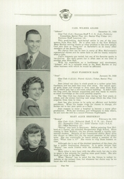 Page 16, 1946 Edition, New Holland High School - Leoninus Yearbook (New Holland, PA) online yearbook collection