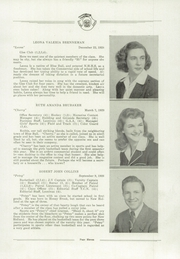 Page 17, 1946 Edition, New Holland High School - Leoninus Yearbook (New Holland, PA) online yearbook collection