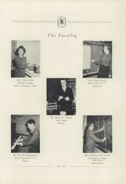 Page 11, 1950 Edition, New Holland High School - Leoninus Yearbook (New Holland, PA) online yearbook collection