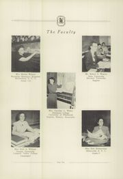 Page 12, 1950 Edition, New Holland High School - Leoninus Yearbook (New Holland, PA) online yearbook collection