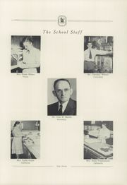 Page 13, 1950 Edition, New Holland High School - Leoninus Yearbook (New Holland, PA) online yearbook collection