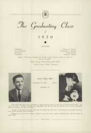 Page 16, 1950 Edition, New Holland High School - Leoninus Yearbook (New Holland, PA) online yearbook collection