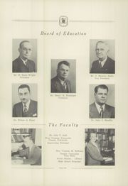 Page 8, 1950 Edition, New Holland High School - Leoninus Yearbook (New Holland, PA) online yearbook collection