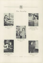Page 9, 1950 Edition, New Holland High School - Leoninus Yearbook (New Holland, PA) online yearbook collection